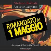 """Stefano Barbati e Fabio Ciminiera in """"Acoustic Lalyland"""""""